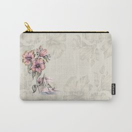 The Orchid House Carry-All Pouch