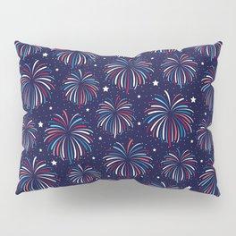 Star Spangled Night Pillow Sham