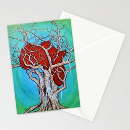 Heart Of Africa Stationery Cards
