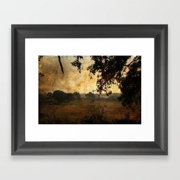 Harness the Wind Framed Art Print