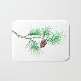 Pine Bath Mat