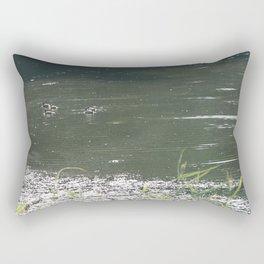 ducks iii Rectangular Pillow