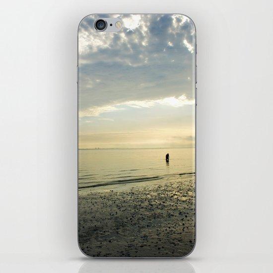 Sunrise Solitude iPhone & iPod Skin