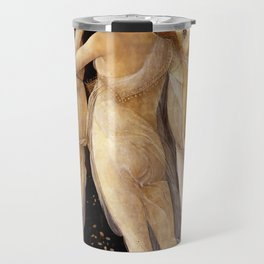 "Sandro Botticelli ""Primavera"" The Three Graces Travel Mug"