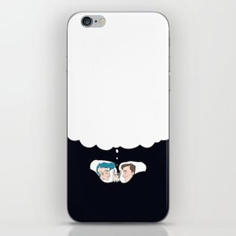 The Dreaming -- Viewpoints, images, memories, puns, and lost hopes. iPhone Skin