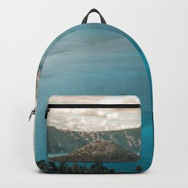 Summer At The Lake Backpack
