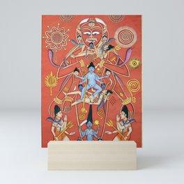 Hindu - Kali 7 Mini Art Print