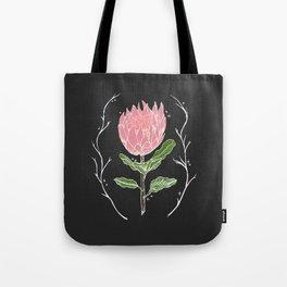 Heather's Protea Tote Bag