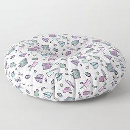 Sweet Yandere (White) Floor Pillow