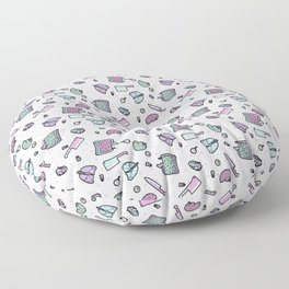 Sweet Yandere (White) Floor Pillow