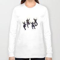 jewish Long Sleeve T-shirts featuring jewish by Mimi Eskenazi