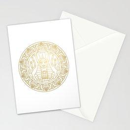Anubis Mandala – Egypt Stationery Cards