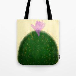Watercolor Cactus Tote Bag