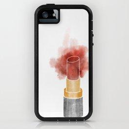Watercolor Lipstick iPhone Case
