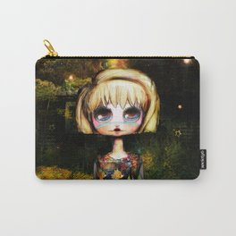 Goldilocks Grows up ~ Just right Carry-All Pouch