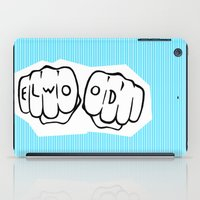 blues brothers iPad Cases featuring [ Blues Brothers ] Elwood Blues Dan Aykroyd by Vyles