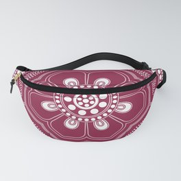 Mandala Creation, all points for one 11 Fanny Pack