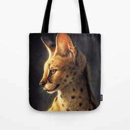Enigmatic Soul Tote Bag