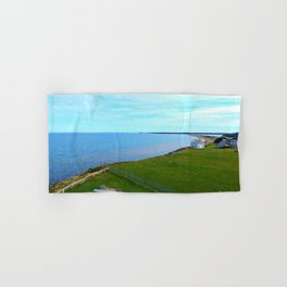 Panmure Island and Causeway Hand & Bath Towel
