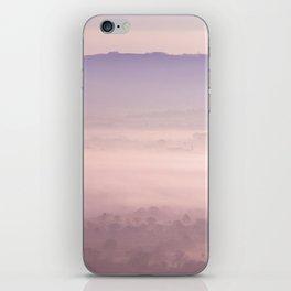 Morning Pink iPhone Skin