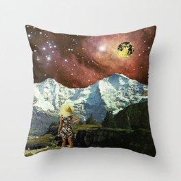 Optoku Valley Throw Pillow