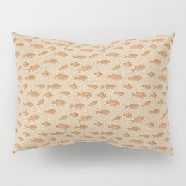 Poisson Rouge Pillow Sham