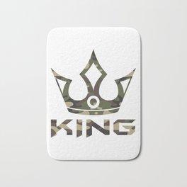King Bath Mat