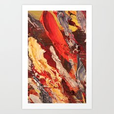 Matsuri Art Print