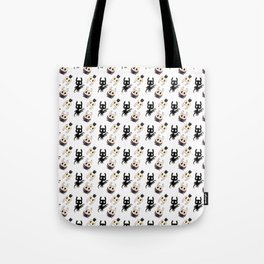 Hollow Knight Ending Pattern Tote Bag