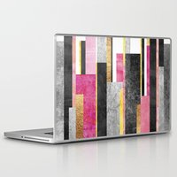 skyline Laptop & iPad Skins featuring Skyline by Elisabeth Fredriksson