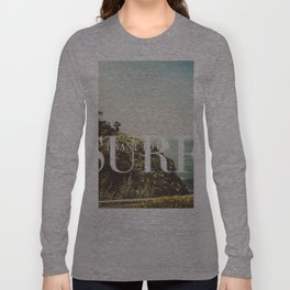 I want to go surfing Long Sleeve T-shirt