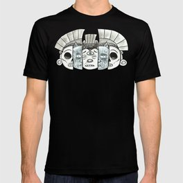 The Mask of Death and Rebirth T-shirt