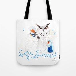 Mamma Owl Tote Bag