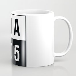 MIA 305 Coffee Mug