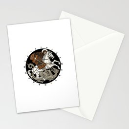 Sic Semper Draconis Stationery Cards