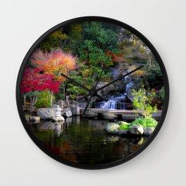Kyoto Garden, Holland Park, London Wall Clock