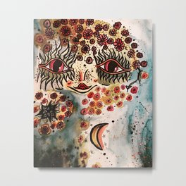 Calypso Metal Print