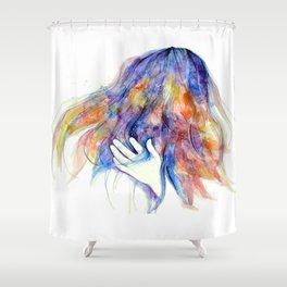 Choose a Star Shower Curtain