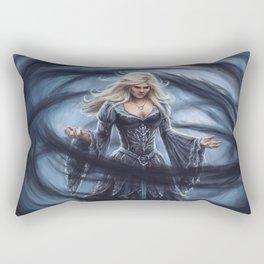 Dark Swan Rectangular Pillow