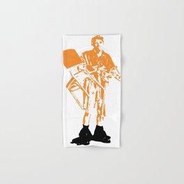 Jerk Hand & Bath Towel
