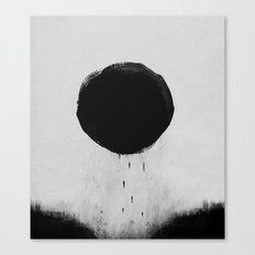 Sun Devoured Earth Canvas Print