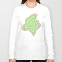 watermelon Long Sleeve T-shirts featuring Watermelon by Popsicle Illusion