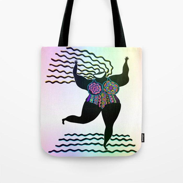 GODDESS OF GOOD ATTITUDE Tote Bag