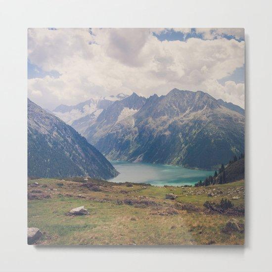 nature calls Metal Print