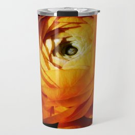Introspective buttercup beauty Travel Mug
