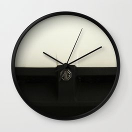 MG MGB 1975 Wall Clock