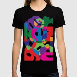 Letter land T-shirt