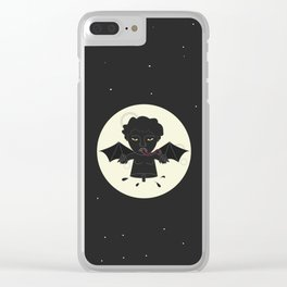 Akin Na Ang Baby Mo (Philippine Mythological Creatures Series) Clear iPhone Case