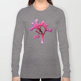 Joshua Tree Strawberry Long Sleeve T-shirt