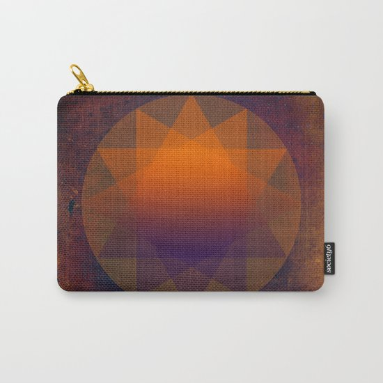 Merkaba, Abstract Geometric Shapes Carry-All Pouch